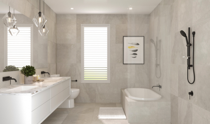 Bathroom Tiles Designs 2019: Latest Bathroom Trends
