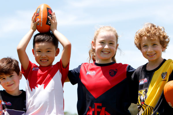2019 Auskick Season at Thornhill Park