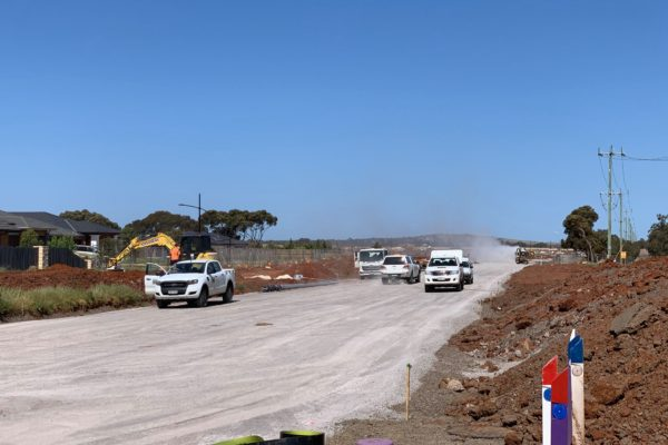 Mount Cottrell Rd Upgrade
