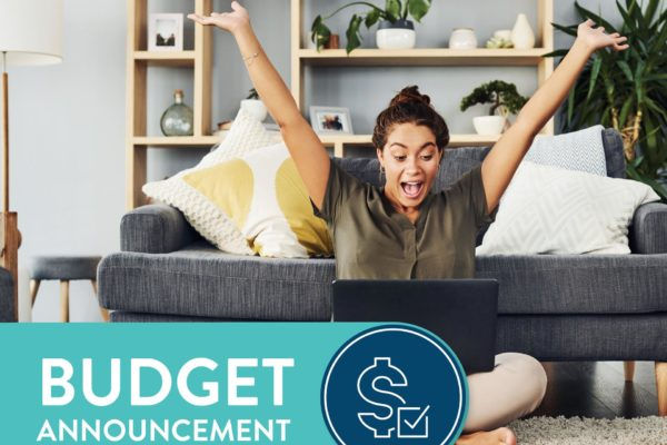 What does the recent Budget Announcement mean for you?