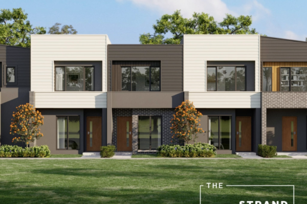 Townhome Living at Thornhill Park